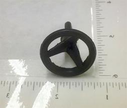 Tonka Rubber Steering Wheel Replacement Toy Part TKP-173
