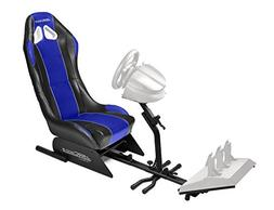 Subsonic Racing Wheel Stand cockpit Seat with Support for St