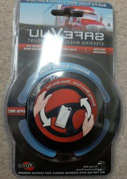 Safe Vuu Steering Wheel Phone Mount Automatic Rotating