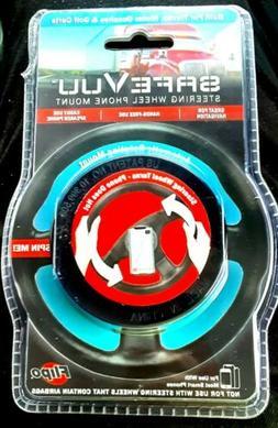 Safe Vuu SafeVuu Steering Wheel Phone Mount
