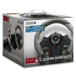 SCE Official Licensed Products Steering Wheel 3 Controller P