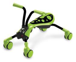 Scramblebug Toy Ride On – 4-Wheel Folding Balance Bike for