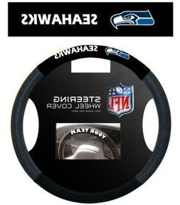 Seattle Seahawks NFL Team Logo Car Truck SUV Poly-Suede Mesh