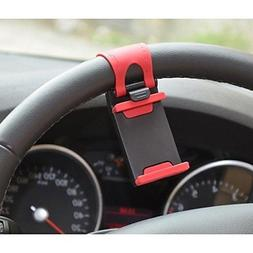 Hot Sell 2pcs Universal Car Steering Wheel Mobile Phone Hold