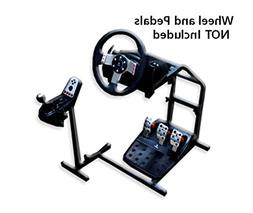 Racing Simulator Steering Wheel Stand for Logitech G29, G27
