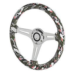 Spec-D Tuning SW-587-MGKL Steering Wheel