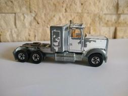 Hot Wheels Steering Rigs White Cab France 1982