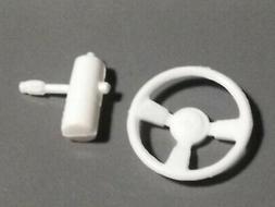 🌟 Steering Wheel - 1989 Pontiac Trans Am 1:24 Scl 1000s M