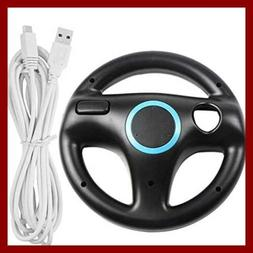 Steering Wheel Compatible Wii U & W Charging Cable Racing Ca