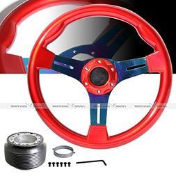 Steering Wheel Kit For 1995-2004 Subaru Legacy 1.8L/2.0L 350