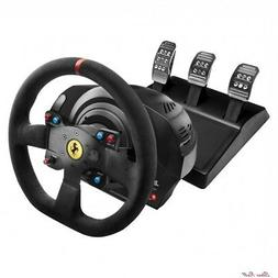 Steering Wheel PS4 PS3 PC Racing Gaming Pedal Simulator Cock