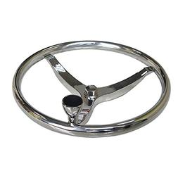 "HOFFEN Sports Steering Wheel 13-1/2"" with 5/8"" -18 Nut and T"