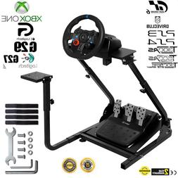 Steering Wheel Stand Racing Simulator for Logitech G25 G27 G