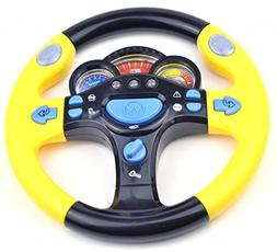 Children's Steering Wheel Toys Baby Early Childhood Educatio