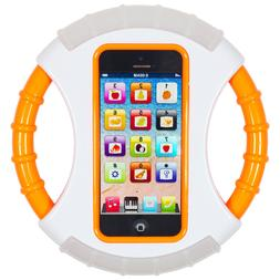 Steering Wheel YPhone Iphone Learning Toy Mobile Phone Gift