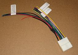 20-pin Subaru/Nissan Headunit/Radio Wiring Harness with Stee