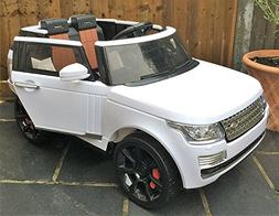 SUPPER Realistic Range Rover Supercharge style With DUBLE PO