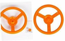 swingset steering wheel attachment playground swing set