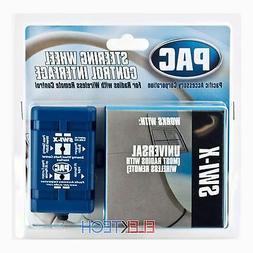 Pac Swix Steering Wheel Radio Control Interface