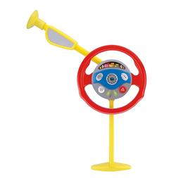 Casdon Toy Electronic Backseat Driver Steering Wheel With Li