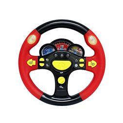 Prettyboy Turn and Learn Driver Kids Driving The Steering Wh