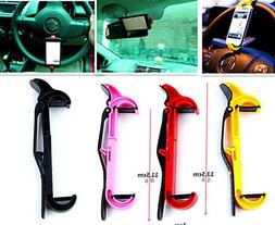 universal accessory car steering wheel cell phone
