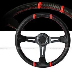 universal carbon pvc racing 350mm racing deep