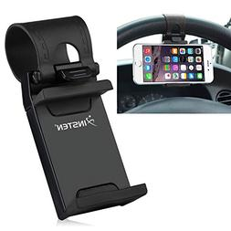 Insten Universal Phone Holder Mount Clip Buckle Socket Hands