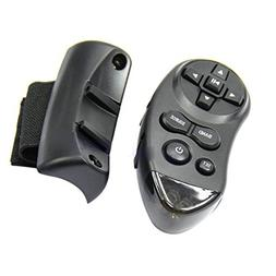 Sizet Universal Steering Wheel IR Remote Control For Car CD