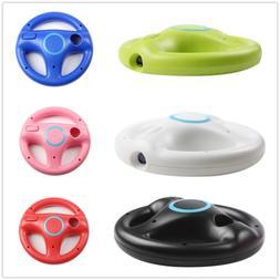 US Game Racing Steering Wheel for Nintendo Wii Mario Kart Re