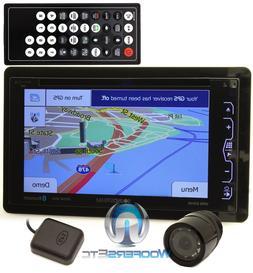 Soundstream VRN-65HB 2-DIN GPS/DVD/CD/MP3/AM/FM Receiver wit