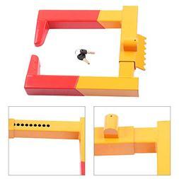 wheel anti theft lock wheel lock clamp
