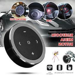 Wireless bluetooth Media Remote Control Button Car Steering