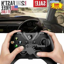 For Xbox One Game Controller Mini Steering Wheel Add-on Repl