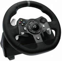 Xbox One PS4 PC Steering Wheel And Pedal Set Racing Simulato