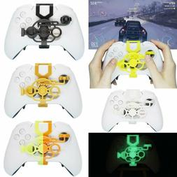 For Xbox One S X Racing Steering Wheel PC Game Controller St