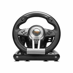 Xbox One Steering Wheel And Pedal Set Racing Gaming Simulato